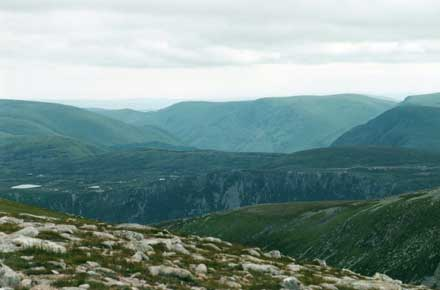 Lochnagar -  - © William Mackesy