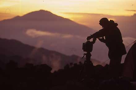 Mt Kilimanjaro -  - © Copyright Arabella Cecil