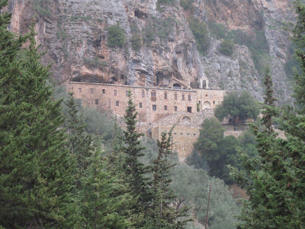 St Lichaa Monastery - Qadisha Valley - Lebanon - © ImadM