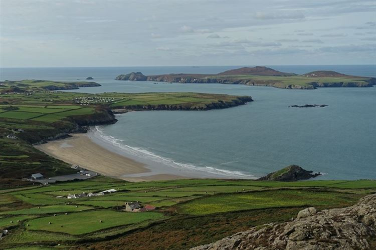 Pembrokeshire Coast Path: Pembrokeshire Coastal Path - © Christopher J. Etchells