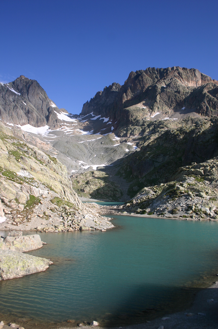 Aiguilles Rouges: Lac Blanc to high ridge - © William Mackesy
