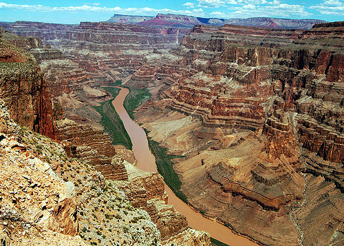 Grand Canyon -  - © Flickr user James Gordon