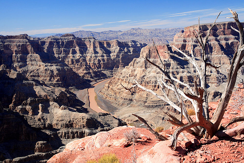 Grand Canyon West - Hualapai Indian Reservation - © Flickr user Mandj98