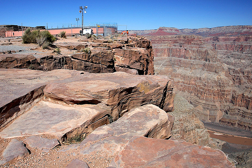 Grand Canyon Skywalk -  - © Flickr user James Gordon
