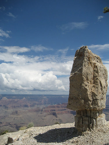 Grand Canyon - Shoshone Point - © Flickr user Ruth L