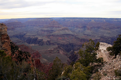 Grand Canyon - South Rim - © Flickr user ute.mueller