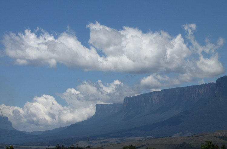 Mount Roraima - © From Flickr user Slash__