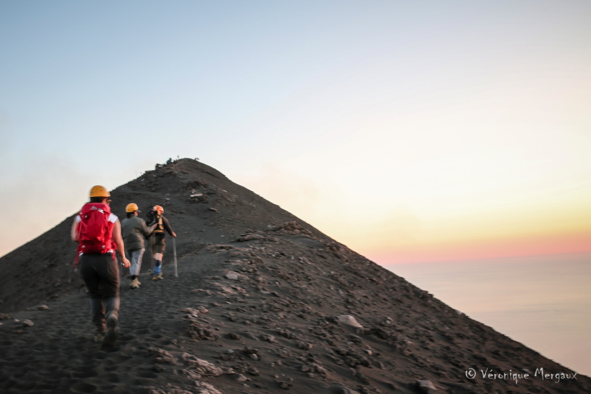 Stromboli: Stromboli Climb - © Flickr user Veronique Mergaux