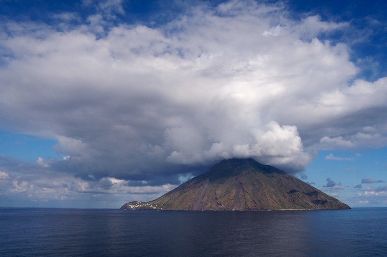 Italy Aeolian Islands, Stromboli, , Walkopedia