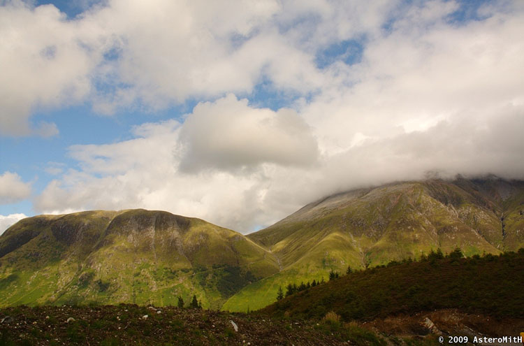 Ben Nevis: Ben Nevis - © By Flickr user Mithfindel