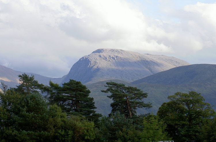 Ben Nevis: Ben Nevis - © By Flickr user Bruce89