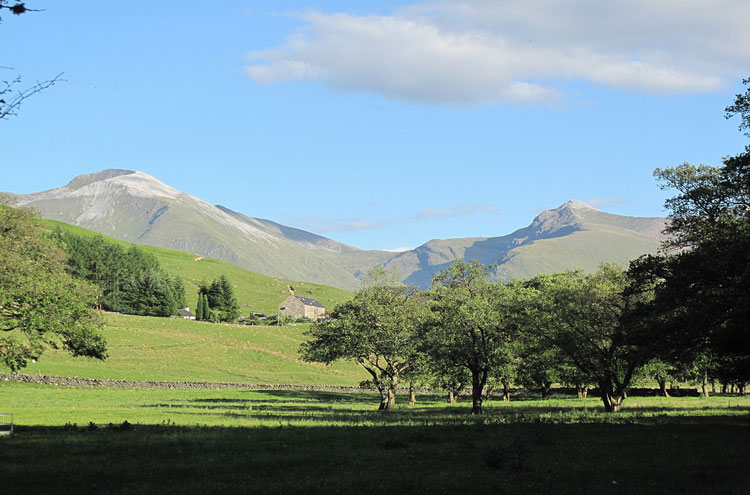 Ben Nevis: Ben Nevis in background - © By Flickr user Ozimanndias8