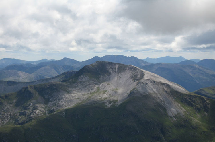 Ben Nevis: From Ben Nevis - © By Flickr user LawMurray