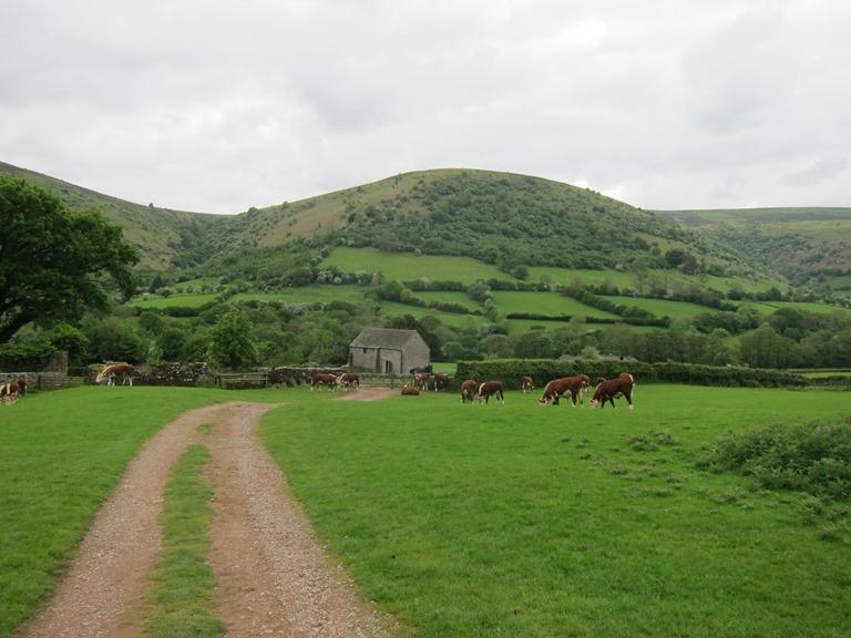 United Kingdom Wales Black Mountains, Hatterrall Ridge, , Walkopedia