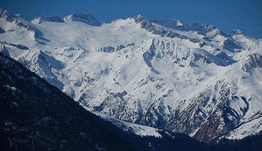 Maladeta pirineu  - © wiki user Aimaras