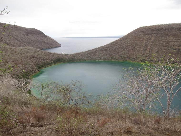 Ecuador Galapagos Islands, Galapagos Islands, Darwin Lake, Isabela, Walkopedia