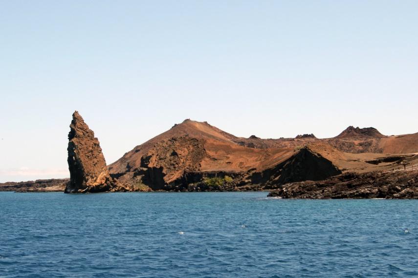 Ecuador Galapagos Islands, Galapagos Islands, Bartolome Island, Walkopedia