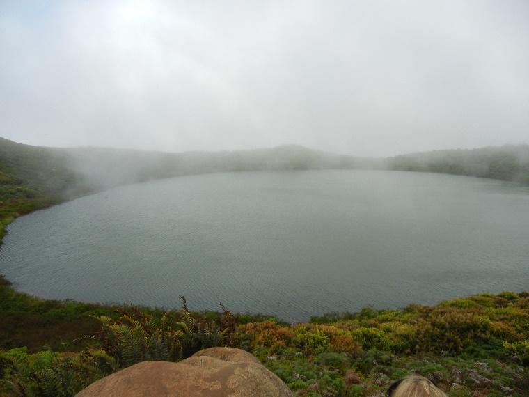 Ecuador Galapagos Islands, Galapagos Islands, El Junco Lagoon, Walkopedia