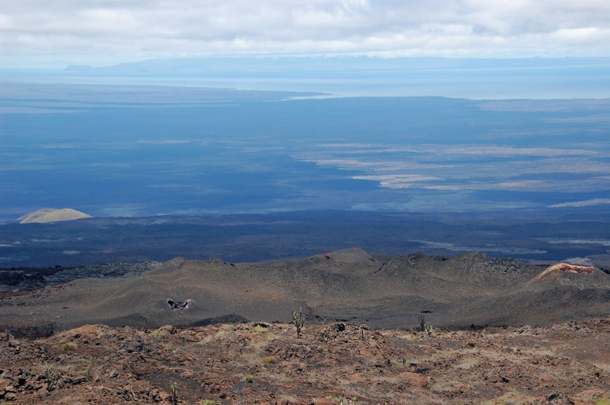 From Sierra Negra Volcano - © Flickr User - jdegenhardt