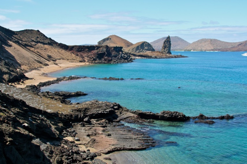 Bartolome Island and pinnacle rock - © Flickr User - eatswords