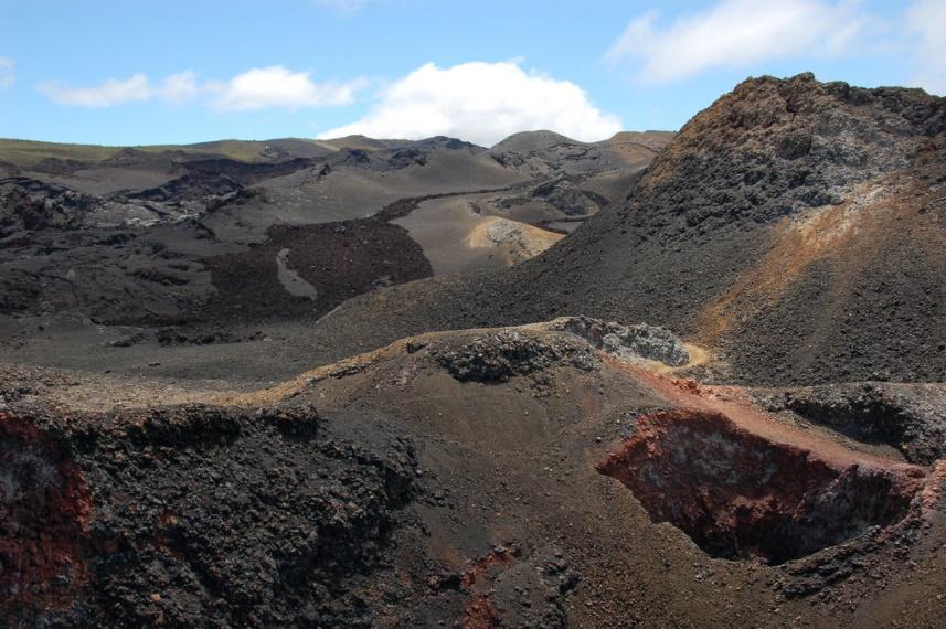 Ecuador Galapagos Islands, Galapagos Islands, Sierra Negra Volcano - El Chico, Walkopedia