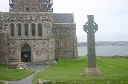 Iona: Iona -  - © William Mackesy