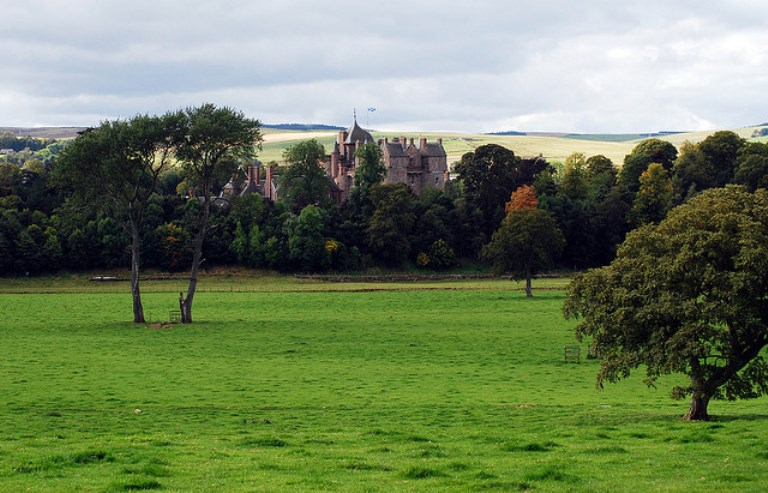 Thirlestane Castle  - © flickr user John Connel