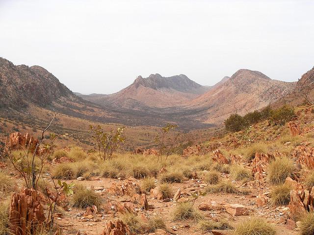Australia Northern Territory, West Macdonnell Ranges,  Larapinta , Walkopedia