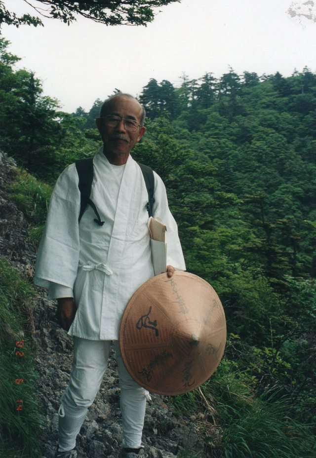Kumano Kodo: Yamabushi, Omine-san - © William Mackesy