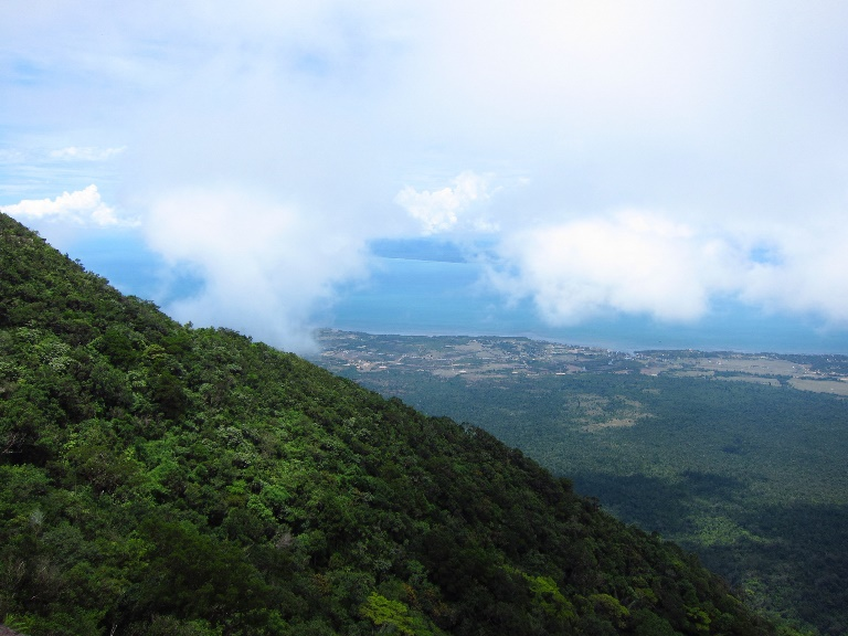 View from Bokor Hill, Kampot Cambodia   - © flickr user- fabulousfabs