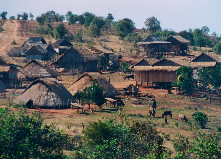 Cambodia - Mondulkiri - hill tribe village  - © flickr user- Carpe Diem Travel
