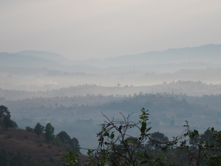Cambodia, South East Asian Hill Tribe Walks, Myanmar - Dawn SE of Kalaw, Walkopedia