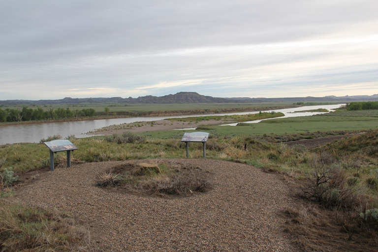 Lewis and Clark National Trail: