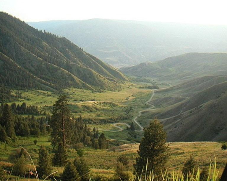USA Western, Lewis and Clark National Trail, , Walkopedia