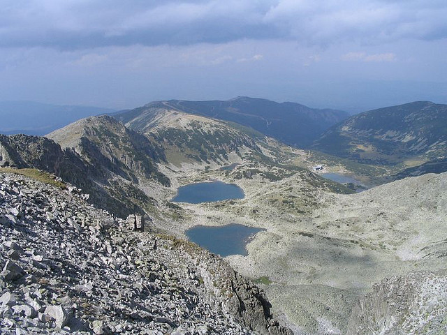 Rila Mountains: Rila Lakes - © Flickr user Mladen Jablanovic