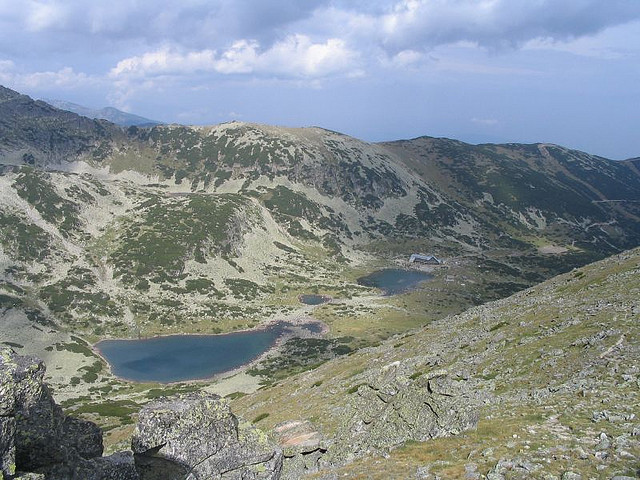 Rila Mountains: © Flickr user Mladen Jablanovic