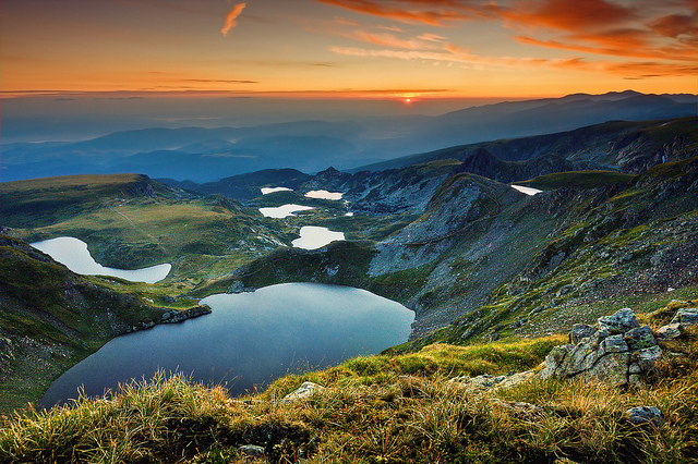 Rila Mountains: Rila Seven Lakes - © Flickr user Fillips Stoyanov