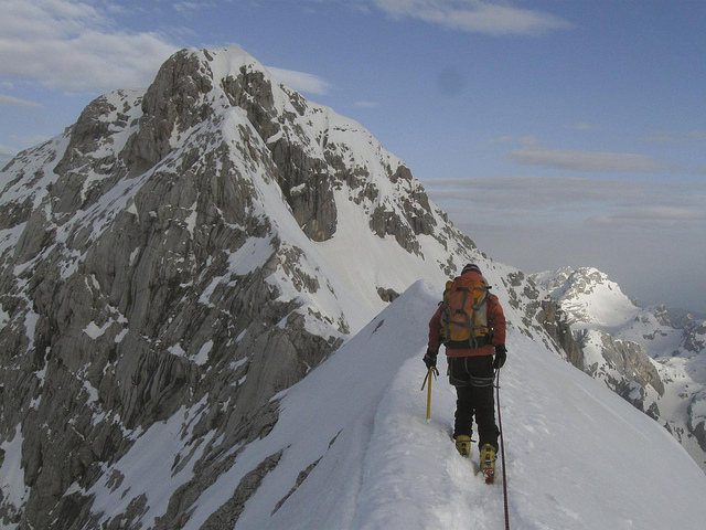 Triglav Summit - © Flickr user Franco Pecchio