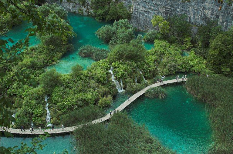 Plitvice Lakes National Park: Plitvice Lakes - © Casper