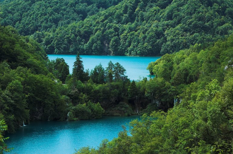 Plitvice Lakes - © Casper