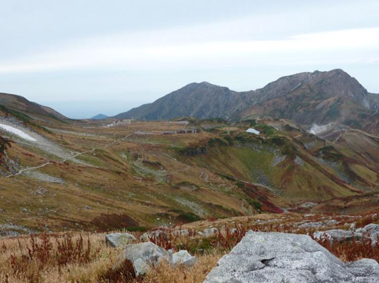 Japan Japanese Alps (Chubu), Murodo-Kamikochi, Murodo, Walkopedia