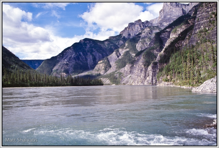 Nahanni National Park Reserve  - © Matt Shalvatis