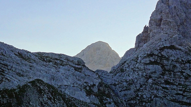 Mount Triglav at sunrise - © Flickr user Darren and Sandy Von Soye