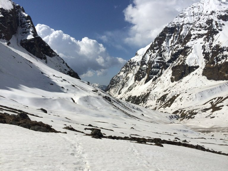 Pindari Glacier Trek: © Laura7581 - flickr user ...