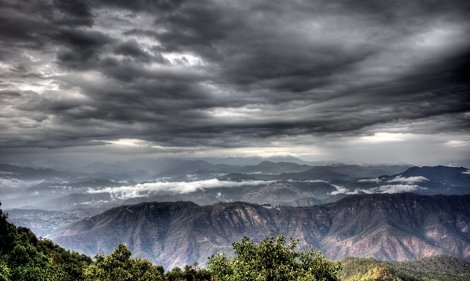 Binsar Wildlife Sanctuary: Binsar - © sporadic flickr user