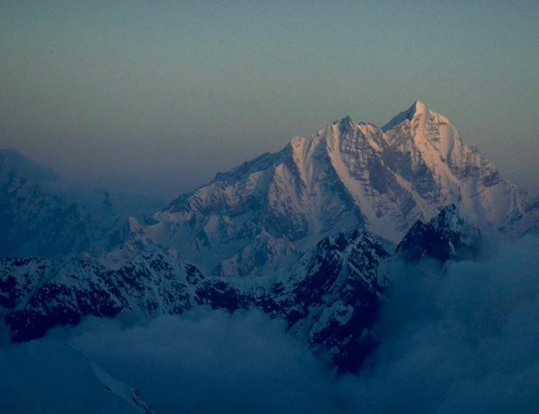 Mani Mahesh Kailash at Dawn - © Himalayamasala