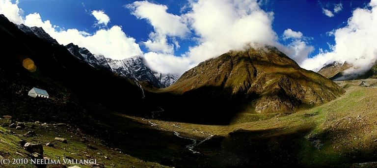 Alyas campsite of Kugti Pass Trek - © Neelima V - flickr user