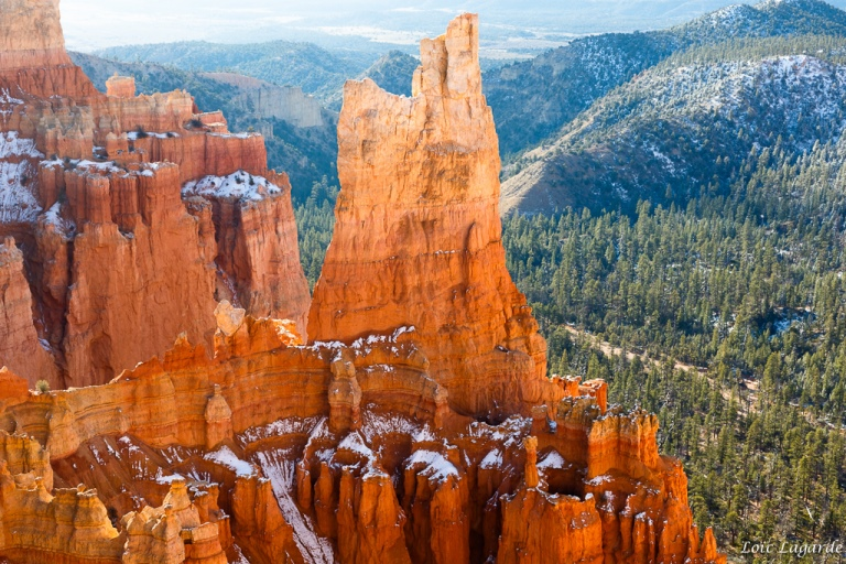 Bryce Canyon: Bryce Canyon - © Loic Largade flickr user