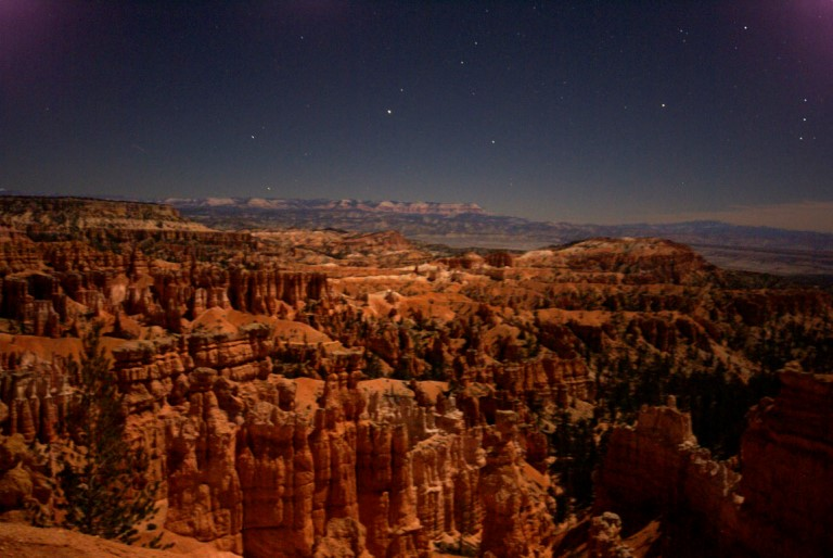 Bryce Canyon: Bryce Canyon, Night  - © Tim Hamilton flickr user