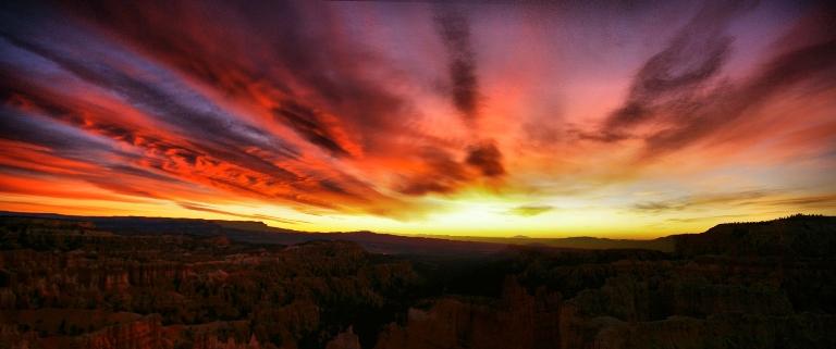 Bryce Canyon: Dawn at Bryce Canyon - © Tim Hamilton flickr user